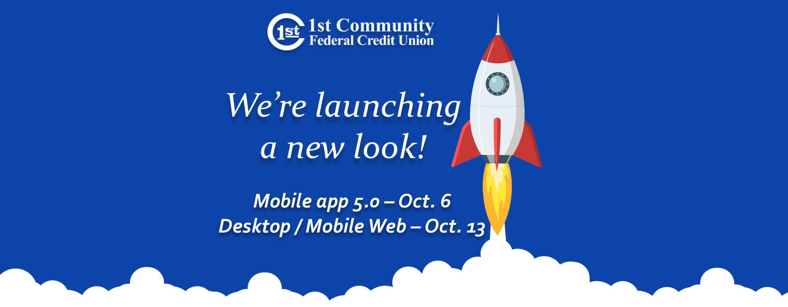 New Mobile 5.0 & Desktop/Mobile Web